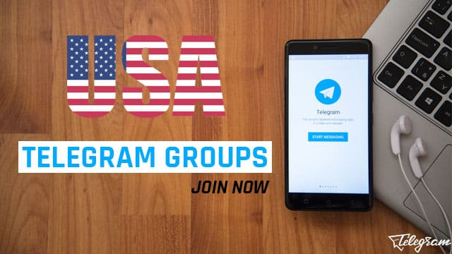 USA Telegram Groups Link to Join