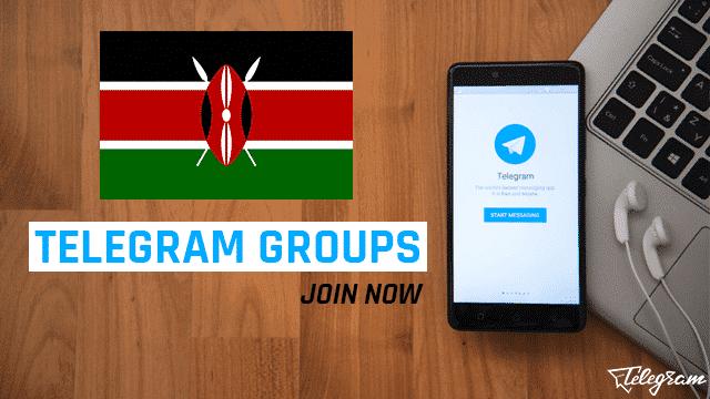 Telegram Groups Kenya Link to Join